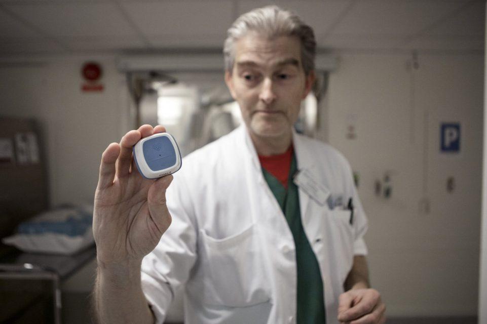 Coala+Heart+Monitor+Lunds+universitetssjukhus+kardiolog