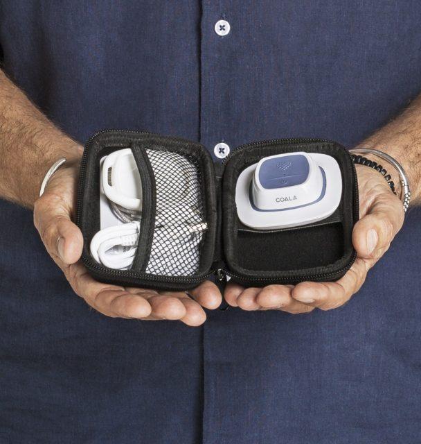 Coala+Life+hjärtmonitor vården