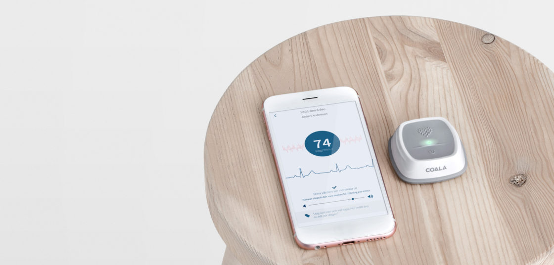 Coala Heart Monitor App EKG